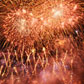 titanium is using in fireworks to produce the bright silver colour